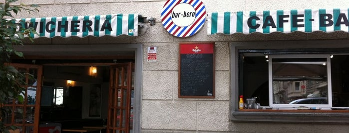 Bar Bero is one of RESTAURANTS PENDENTS.