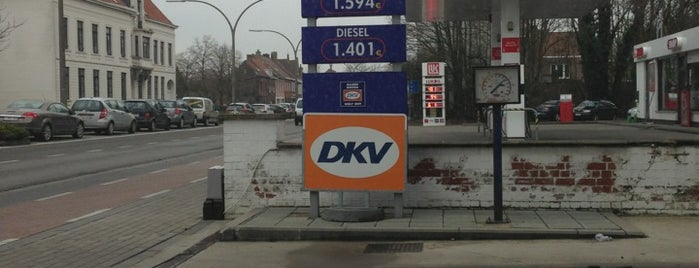 OCTA+ is one of Gasoline stations at Belgium.