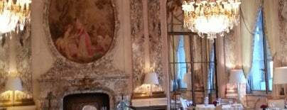Le Meurice is one of Three Jane's Guide to Paris.