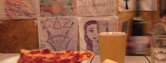Za Pizza is one of Explore Russian Hill, San Francisco.
