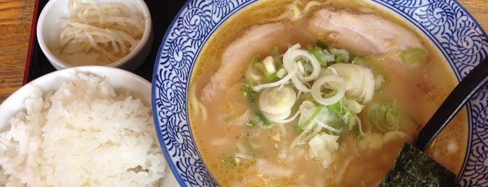麺の蔵 我天 is one of ラーメン同好会・名古屋支部.