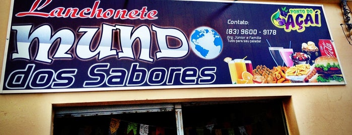 Mundo Dos Sabores is one of Estive.