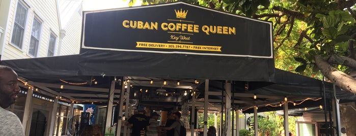 Cuban Coffee Queen -Downtown is one of The 15 Best Places for a Healthy Food in Key West.