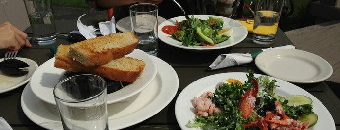 Watermark Restaurant is one of Restaurants visited.