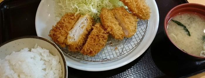 とんかつ 坂井精肉店 江古田店 is one of Japanese Restaurants.