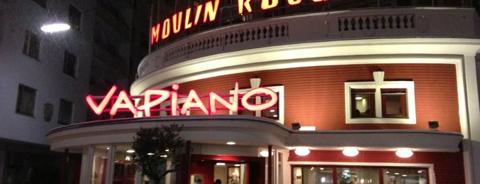 Vapiano Moulin Rouge is one of Favoritos.