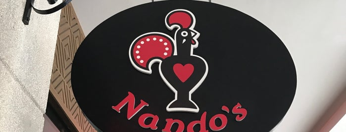 Nando's is one of All-time Favorites in Riyadh.
