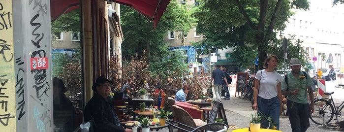 Zazza Rösterei & Café is one of Berlin.
