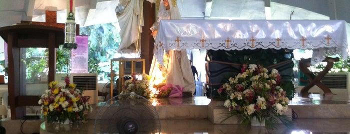 Sto. Niño de Paz Community Chapel is one of Mabuhay ♥.