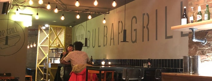 Bulbap Grill is one of GREENPOINT!.