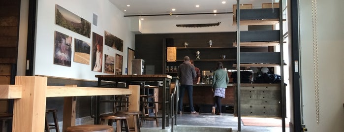 Coava Coffee is one of ★ Portland.