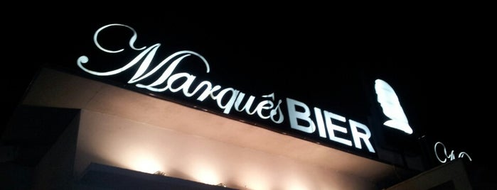 Marquês Bier is one of Gastronomia.