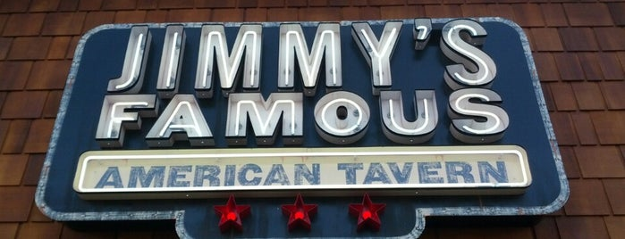 Jimmy's Famous American Tavern is one of Orange County.