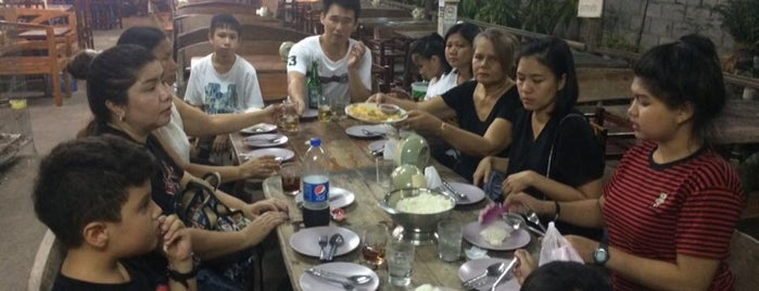 จุ๊กกรู้ (Jukkru Restaurant) is one of Favorite Food.
