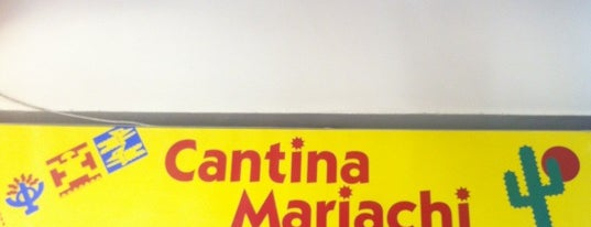 Cantina Mariachi is one of Restaurantes que admiten cheques Gourmet.