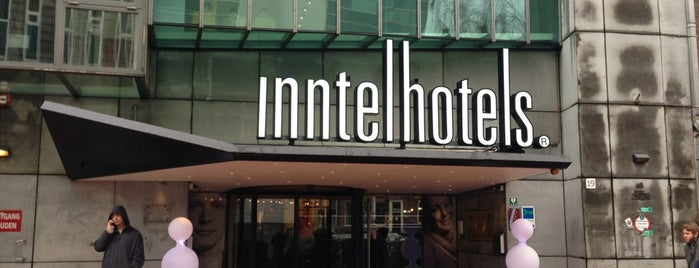 Inntel Hotels Amsterdam Centre is one of Amsterdam.