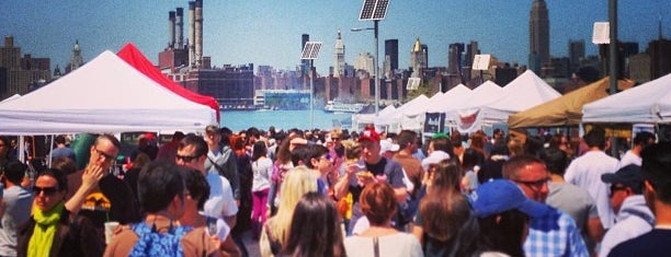 Smorgasburg Williamsburg is one of Be a Local in Williamsburg.
