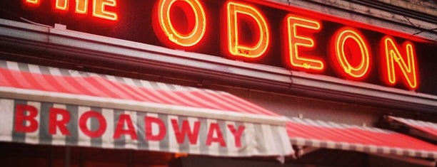 The Odeon is one of NYC (-23rd): RESTAURANTS to try.