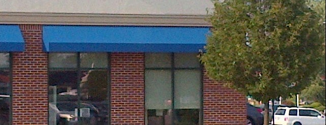Chase Bank is one of Common Stops.