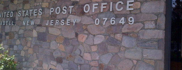 US Post Office is one of Are you Late of Dinner?.