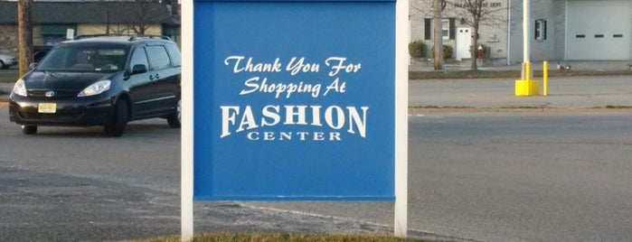 Fashion Center is one of Ridgewood.