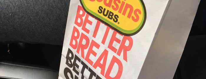 Cousins Subs is one of Guide to My Milwaukee's best spots.