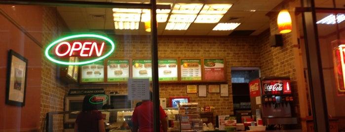 Subway is one of Foodtrip.