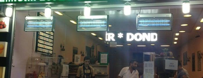 Dondurmacı Yaşar Usta is one of yeni yerler.