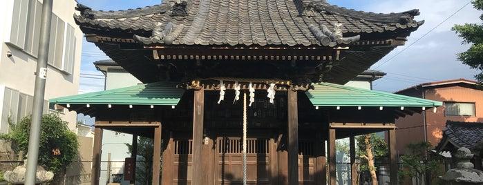 巽神社 is one of 神奈川県鎌倉市の神社.