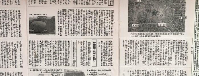 模擬原子爆弾投下跡地 is one of 気になるべニューちゃん 関西版.