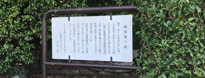 師弟愛の像 is one of 近現代.