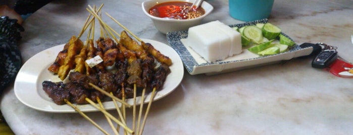 Terminal Satay Zul is one of Best Restaurant.