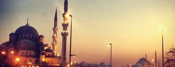 Eminönü Meydanı is one of İstanbul.