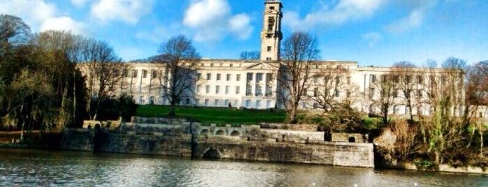 University of Nottingham is one of Nottingham.