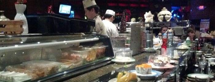 Kiku Japanese Steak & Sushi is one of Restraunts.