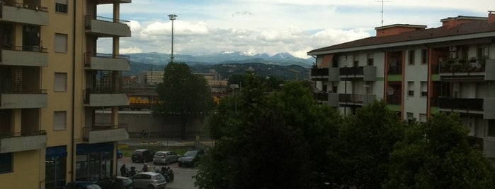 Hotel Fiera is one of 4sq Specials in Italy.