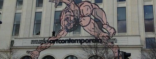 Musée d'Art Contemporain is one of Art contemporain en province.