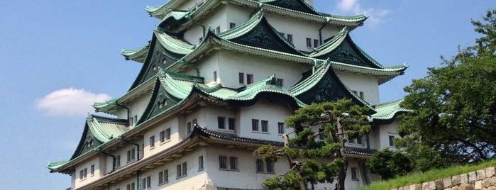 Nagoya Castle is one of 景色◎.