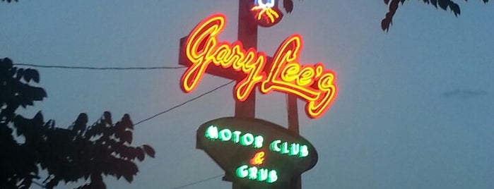 Gary Lee's Motor Club And Grub is one of Denver Love.