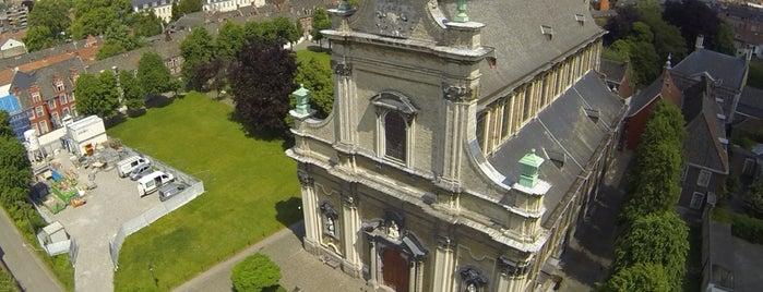 Klein Begijnhof (Onze-Lieve-Vrouw Ter Hoyen) is one of Belgium / World Heritage Sites.