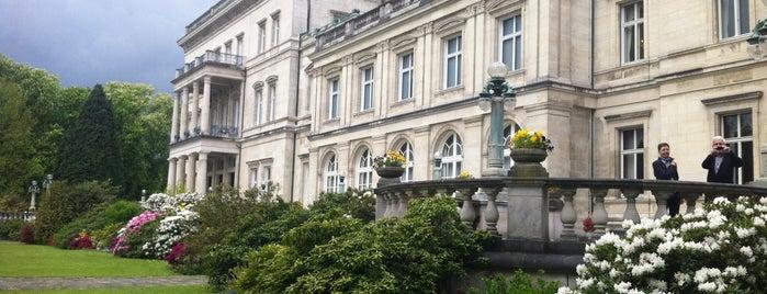 Villa Hügel is one of My E-Town.