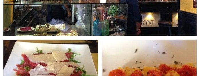 Osteria Del Bugiardo is one of mangiare_verona.