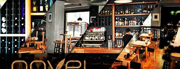 Novel is one of The best after-work drink spots in Volos.