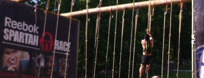 Tri- State NY Spartan Sprint Race is one of Locations Discovered.