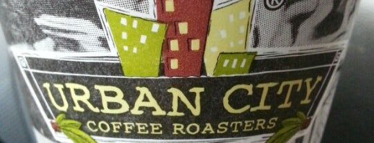 Urban City Coffee is one of Coffee.