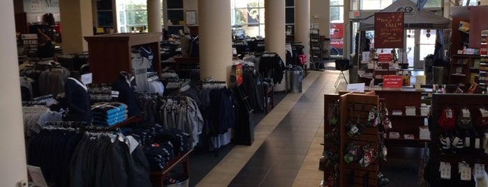 Old Dominion University Bookstore is one of ODU.