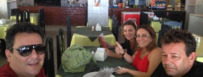 Churrascaria Bom Sabor is one of conheço.