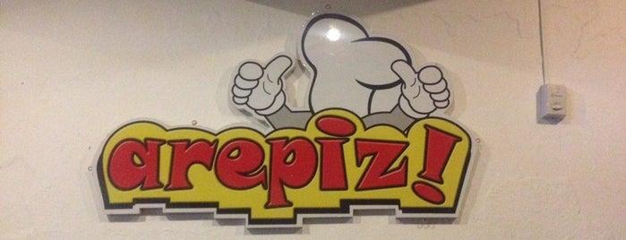 Arepiz is one of Restaurantes.