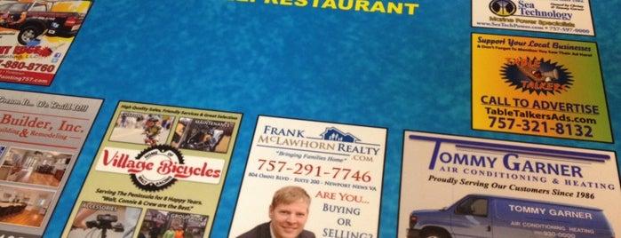 Danny's Deli is one of The 20 best value restaurants in Newport News, VA.