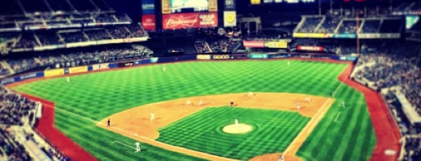 Citi Field is one of A New York City Minute! #NYCmustsee4sq.